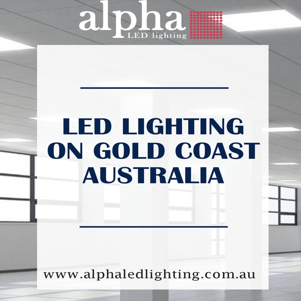 LED Lighting on Gold Coast Australia