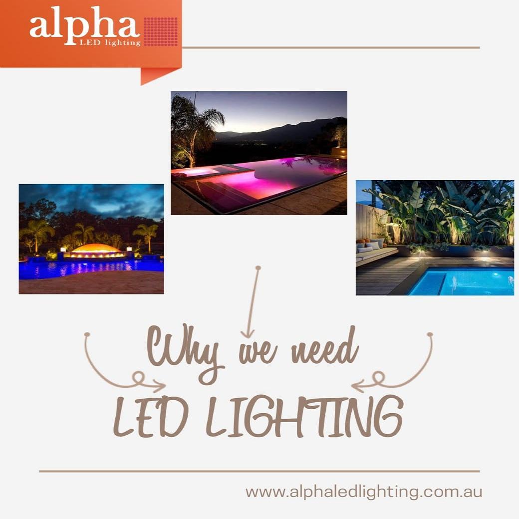 Why we need LED Lighting